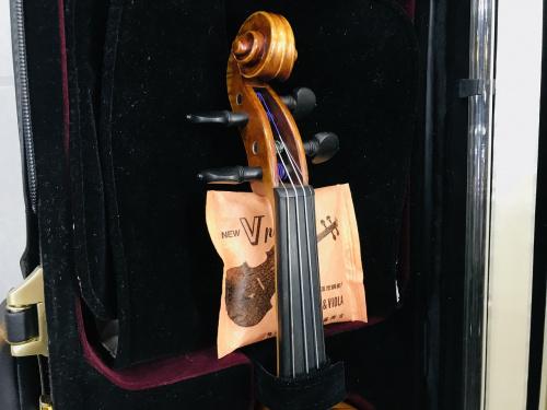 弦楽器のバイオリン