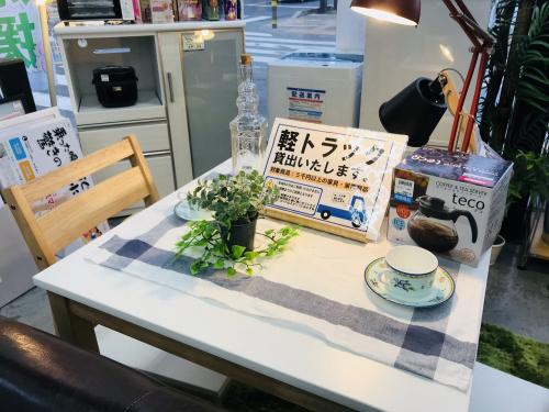 家具の家電