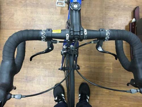ロードバイクのGIANT