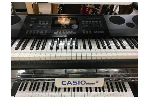 キーボードのCASIO