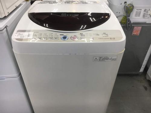 洗濯機のレンジ