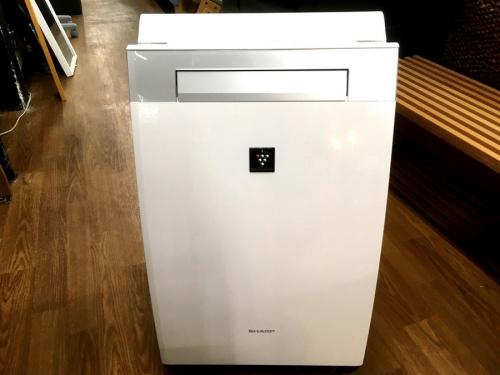 季節家電の加湿空気清浄機