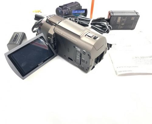 ビデオカメラの4Kビデオカメラ