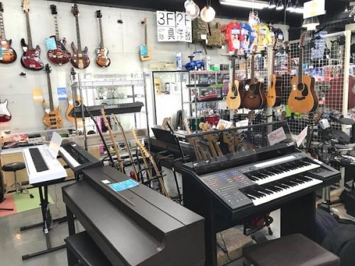 YAMAHAの中古 電子ピアノ キーボード