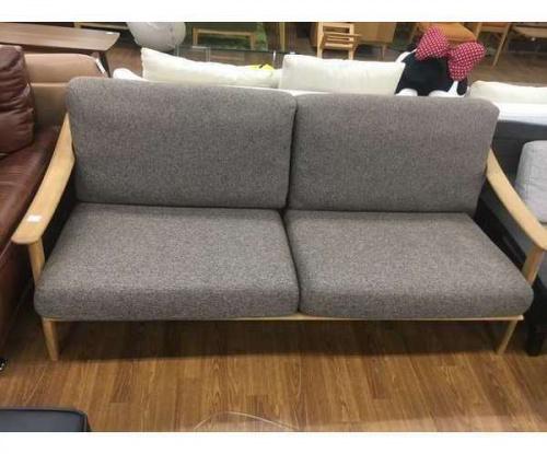 2人掛けソファのシギヤマ家具