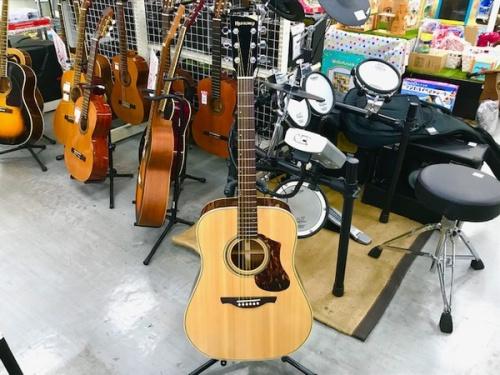 アコースティックギターのHISTORY