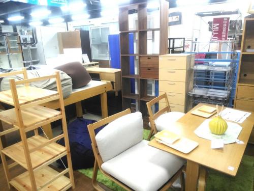 無印良品の浦和 家具