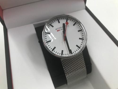 腕時計 中古のMONDAINE