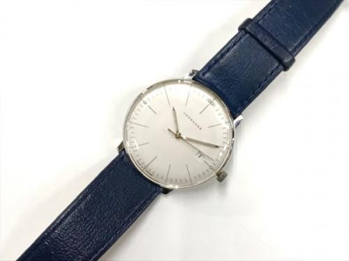 腕時計のJUNGHANS