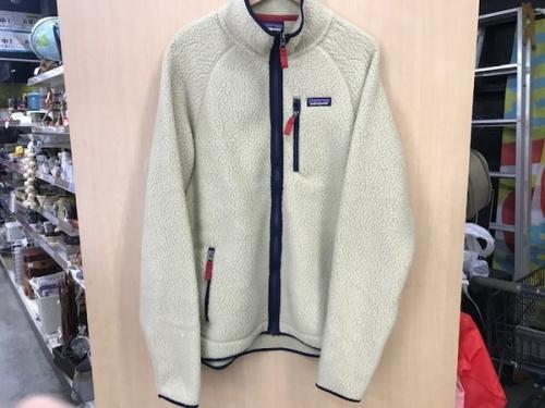 ジャケットのレトロ