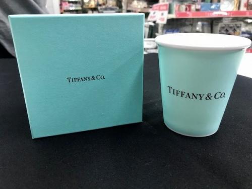 ティファニーのブランド食器