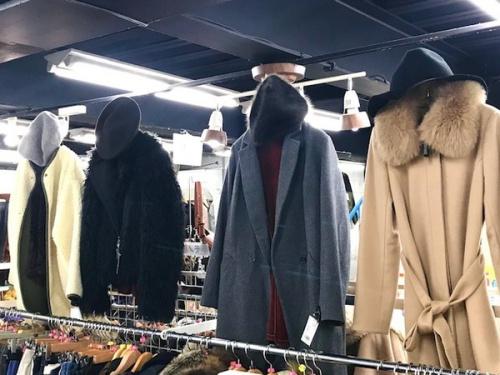 冬物の買取