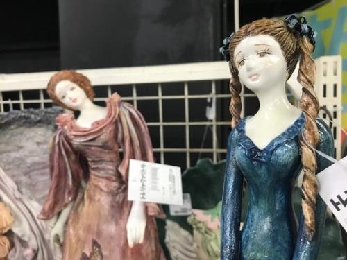 買取の人形