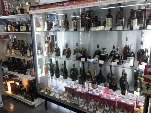 山崎のお酒買取