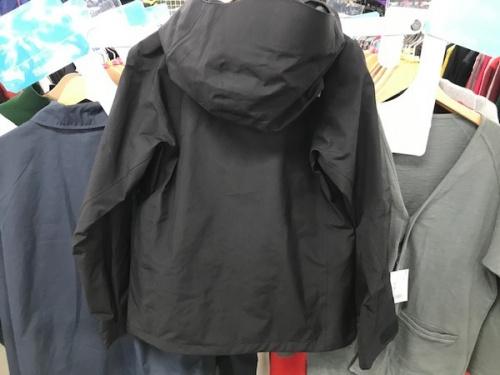 ジャケットのマウンテンジャケット