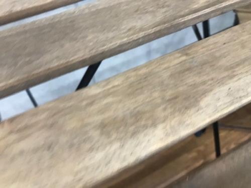 テーブルの3点セット
