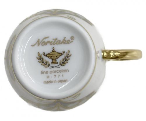 Noritake ノリタケのオマージュコレクション 雲母金彩花文
