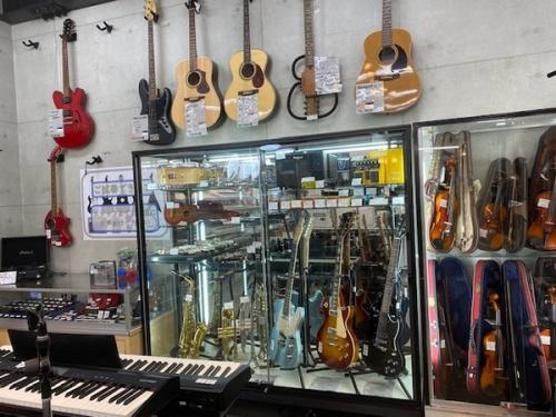 浦和 中古 楽器