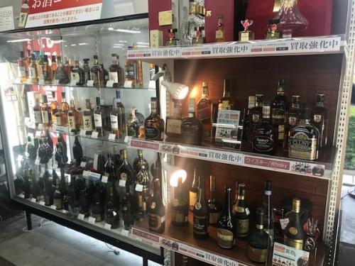 浦和 中古 ウイスキーの古酒