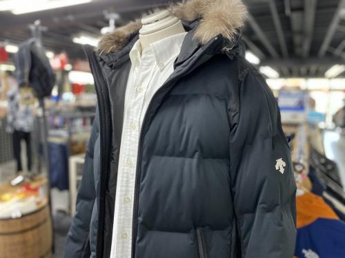 ジャケットのDESCENTE デサント 水沢ダウン