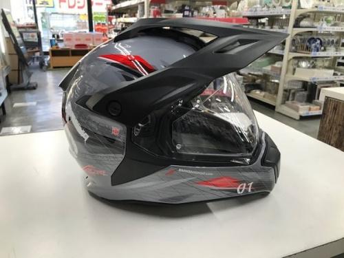 ヘルメットのBMW