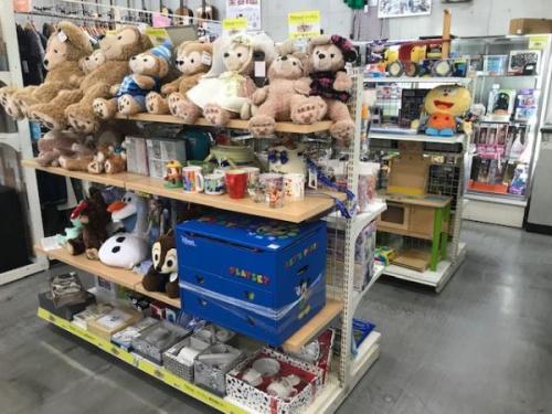 浦和 おもちゃ 買取のさいたま市 リサイクルショップ