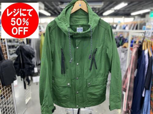 ジャケットのコート