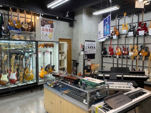 楽器のトレファク中古楽器強化店舗