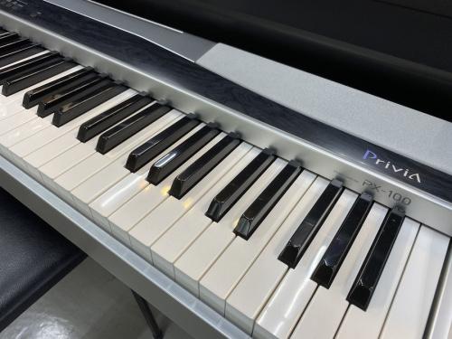 CASIO Privia PX-100のさいたま市 電子ピアノ 買取