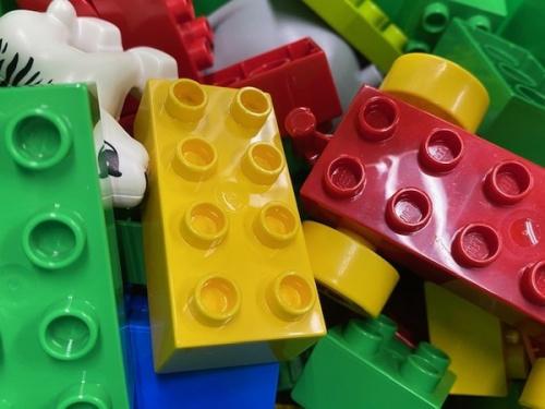ホビーのレゴブロック