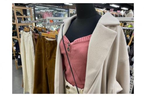 メンズファッションのレディースファッション