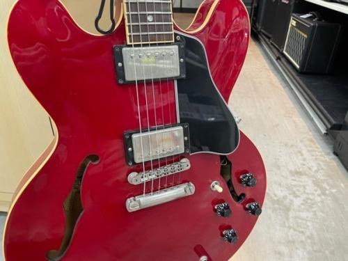 エレキギターのトレファク中古楽器強化店舗