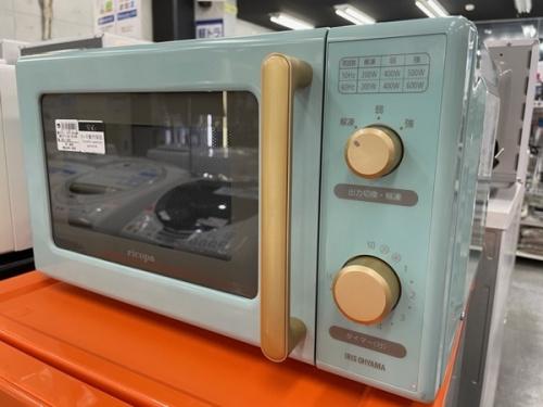 調理家電のレンジ