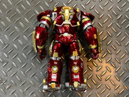 アイアンマンの超合金