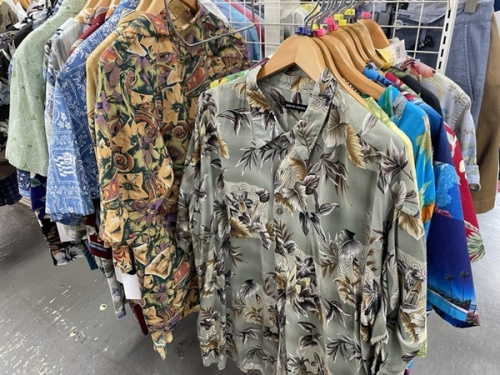 メンズファッションのシャツ