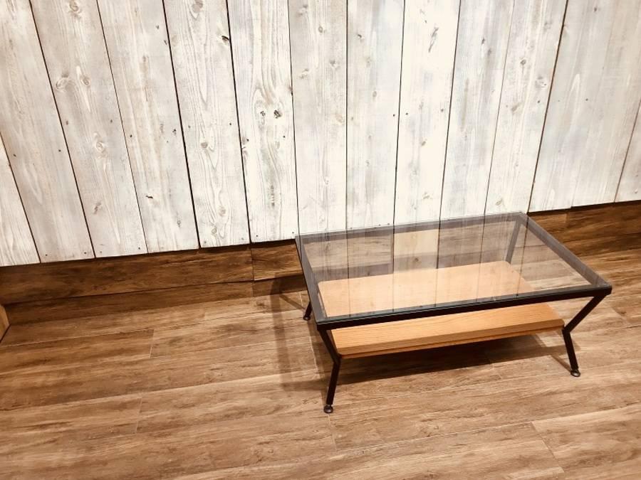 人気のデザイン。Francfranc(フランフラン)のコーヒーテーブルをご紹介。【TFMおゆみ野店】
