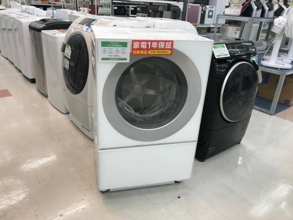 洗濯機が必要な時期です。【トレファクマーケット千葉おゆみ野店】