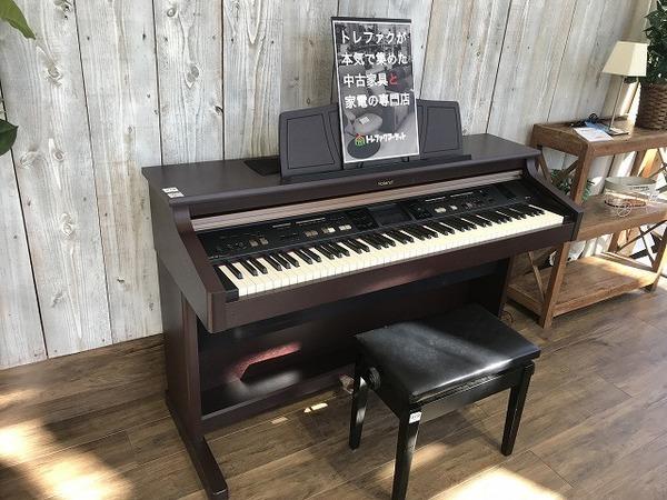 【Roland(ローランド)】デジスコアシリーズ 電子ピアノ(KR107R-MH)のご紹介!【トレファクマーケット 千葉おゆみ野店】