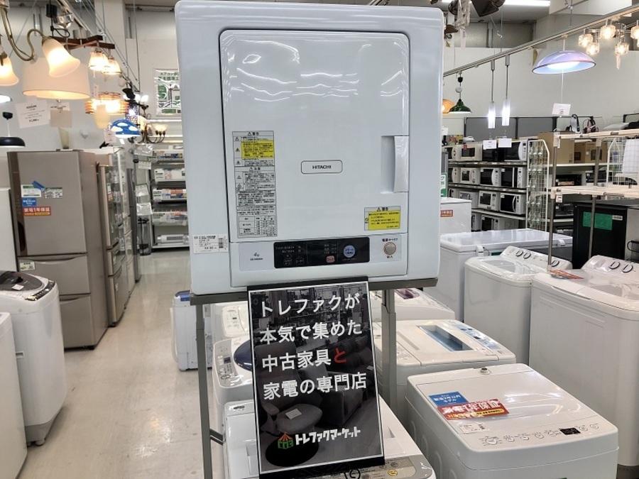 日立(HITACHI)の衣類乾燥機 DE-N40WX 入荷しました! 2018年製でキレイです♪