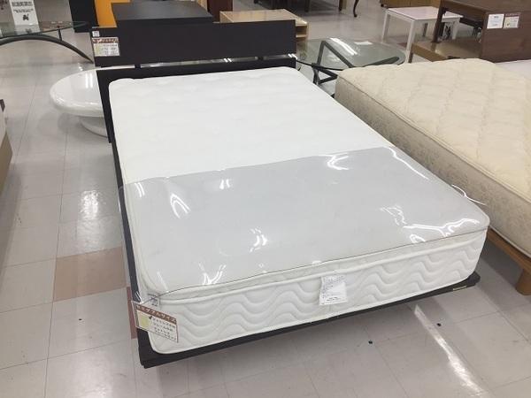 中古ベッド 無印良品 フランスベッドも展示中!フレームとマットレスのセット売りからフレーム・マットレス単品の販売もしております。