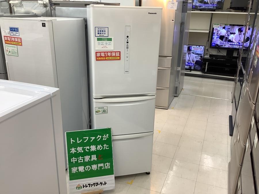 大型冷蔵庫大量展示中!NR-C340CL NR-F568XG-B SJ-WX50E-R R-S4200D 【トレファクマーケット千葉おゆみ野店】
