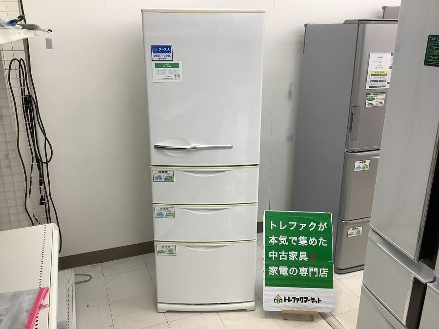 【おすすめ品】AQUA (アクア) 4ドア冷蔵庫 379 AQR-361A 2012年製 355L が入荷しました!【トレファクマーケット千葉おゆみ野店】
