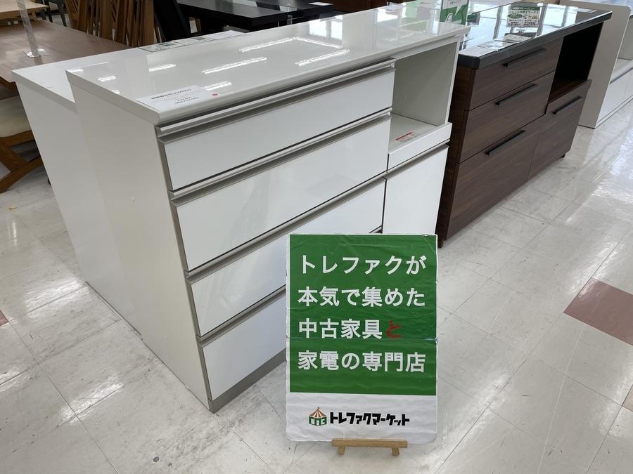新入荷! 綾野製作所、Pamouna(パモウナ)、ニトリなどキッチンカウンター入荷しました お買い得な中古家具を取りそろえております!