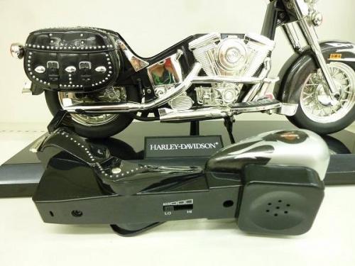 Harley-Davidsonのバイク型電話