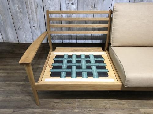 大塚家具のソファ