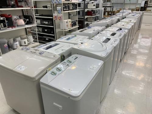 大型冷蔵庫 ドラム式洗濯機