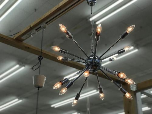 吊り下げ照明の照明