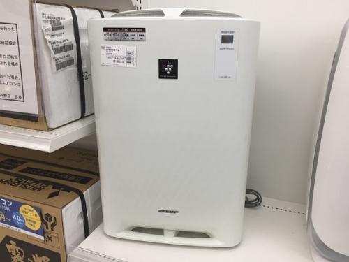 加湿空気清浄機の中古家電