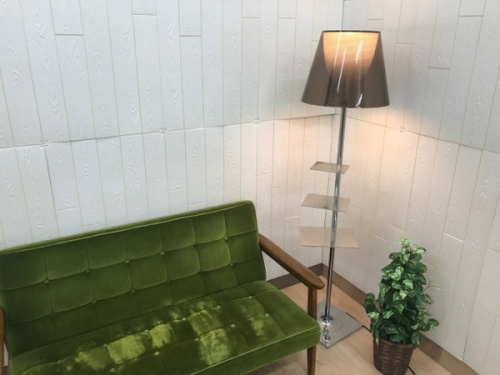 デザイン照明のフロアスタンド
