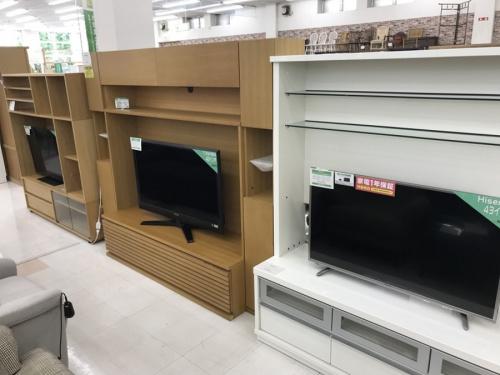 中古 無印良品のテレビボード 無印良品